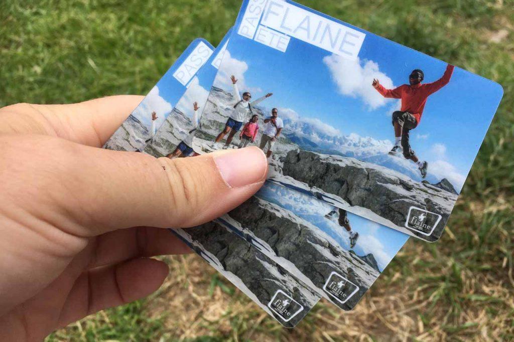 Flaine summer pass