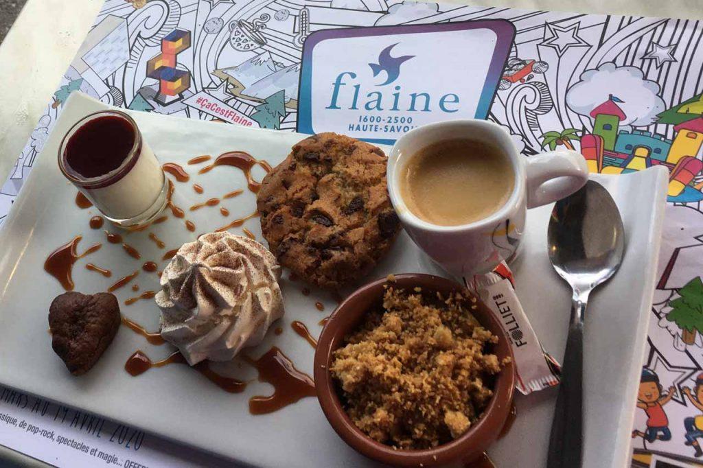 flaine restaurant