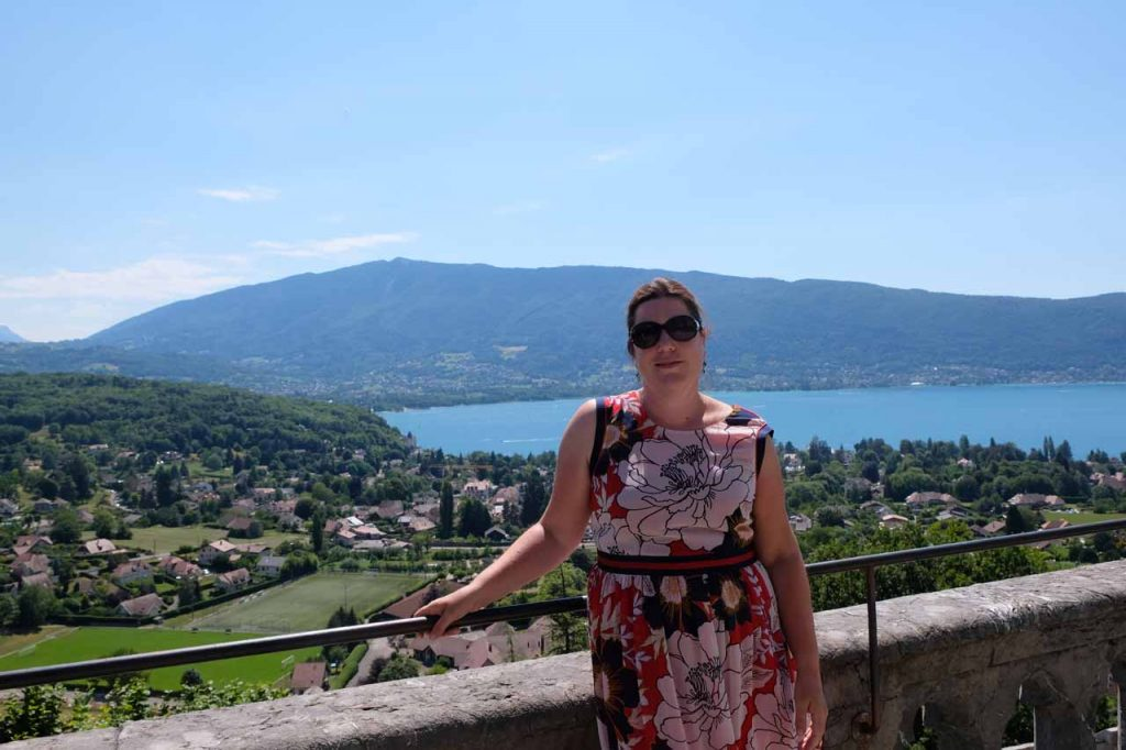 kasteel Menthon-Saint-Bernard
