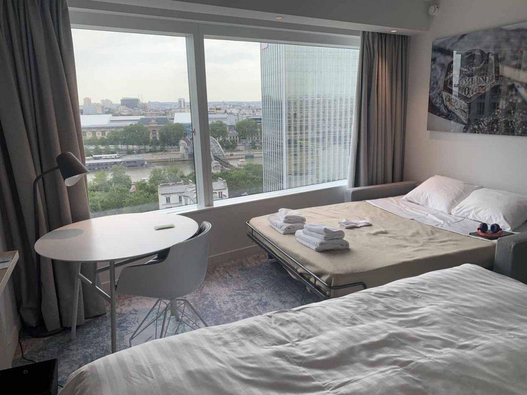 Parijs hotel