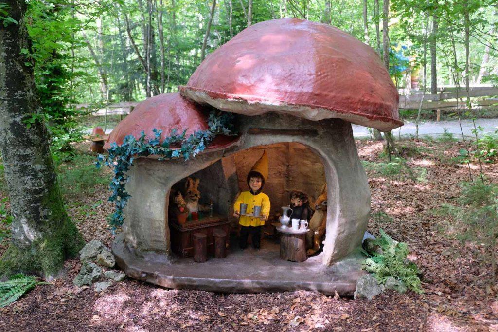 Traumland auf der Bärenhöhle