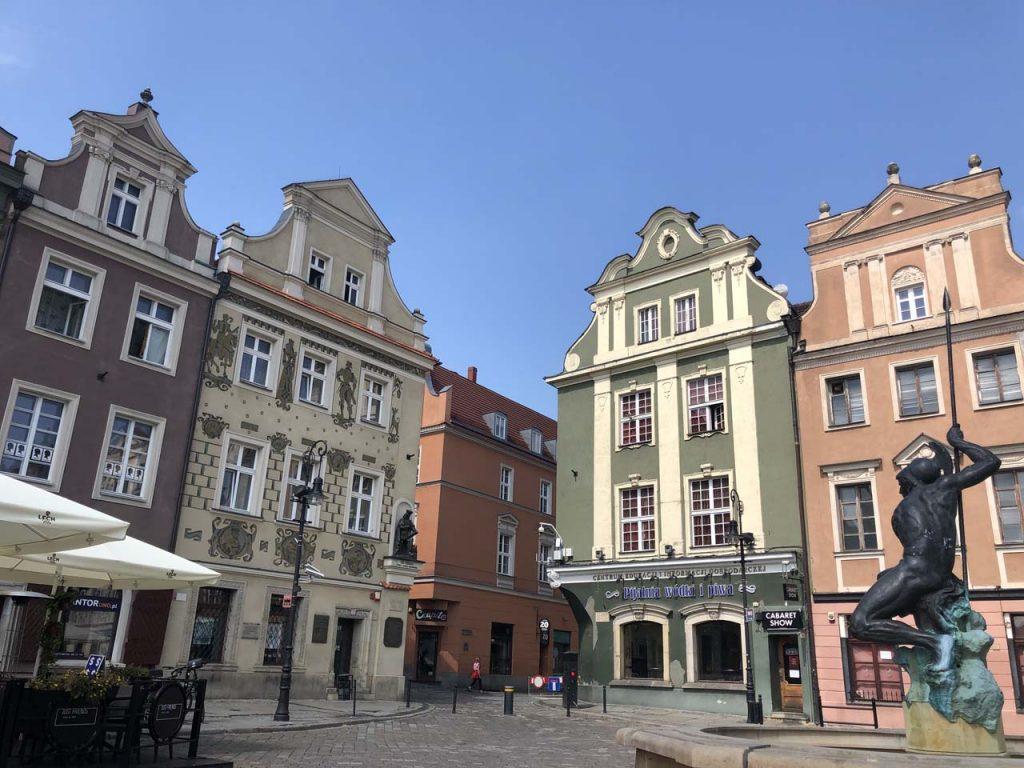 Poznań met kinderen