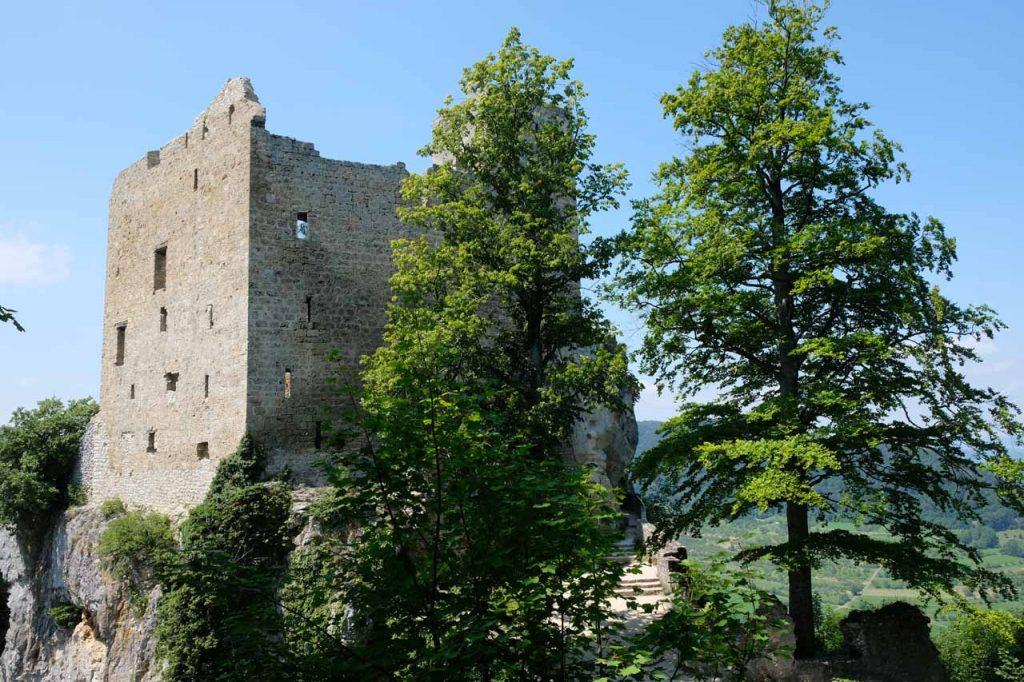 reussenstein kasteel