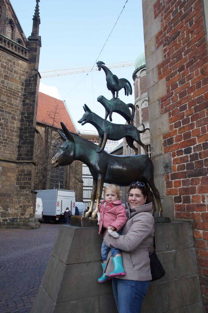 Bremen stadsmuziekanten