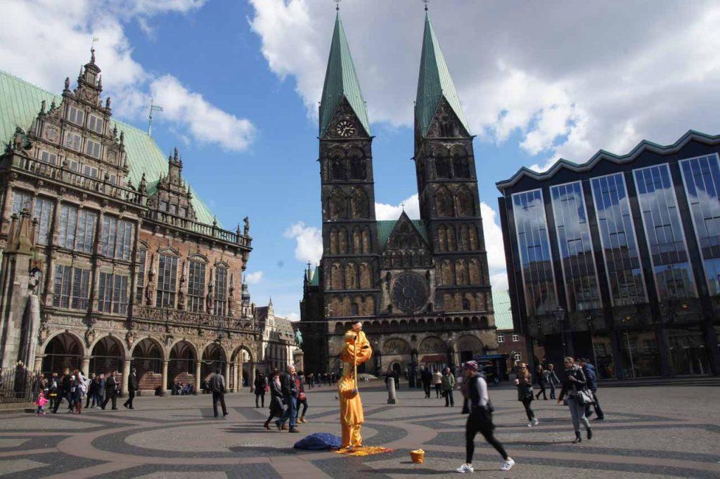 Bremen kerktoren