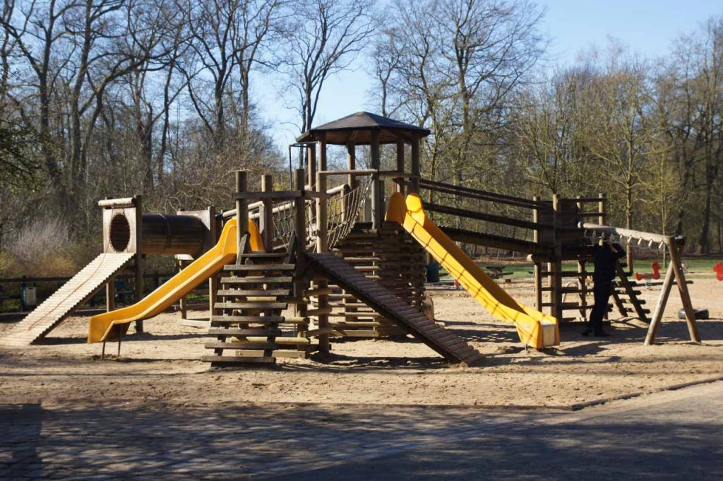 Het Bürgerpark bremen