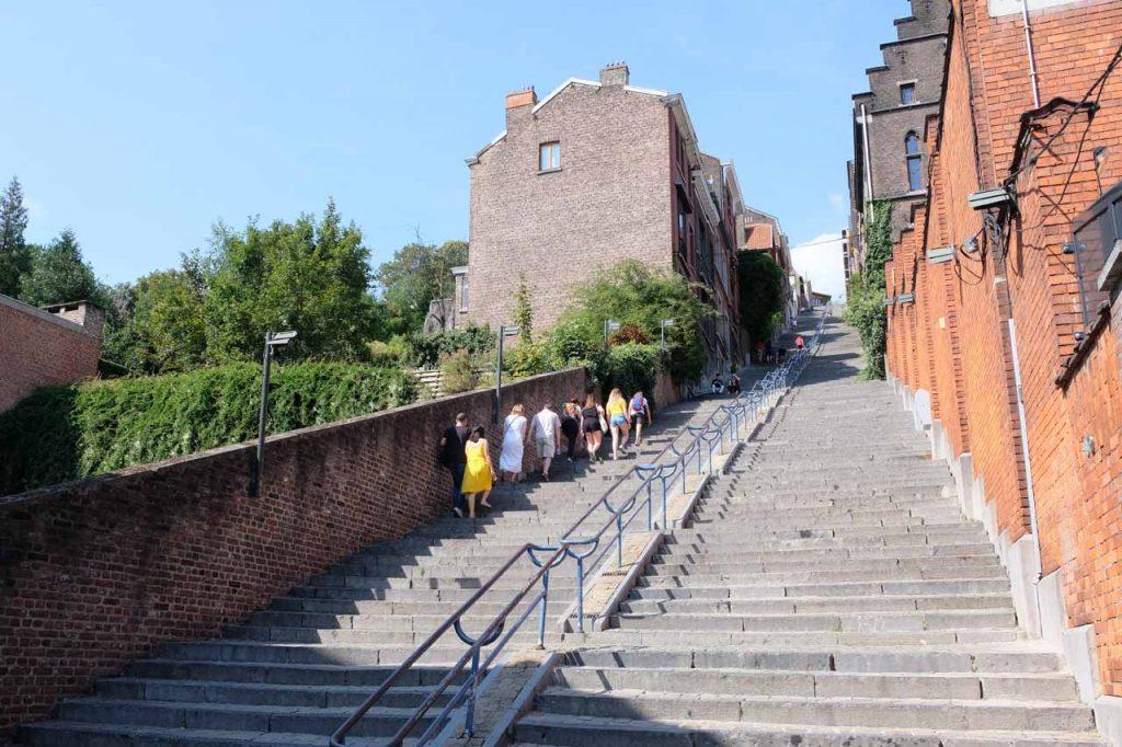 Luik trappen