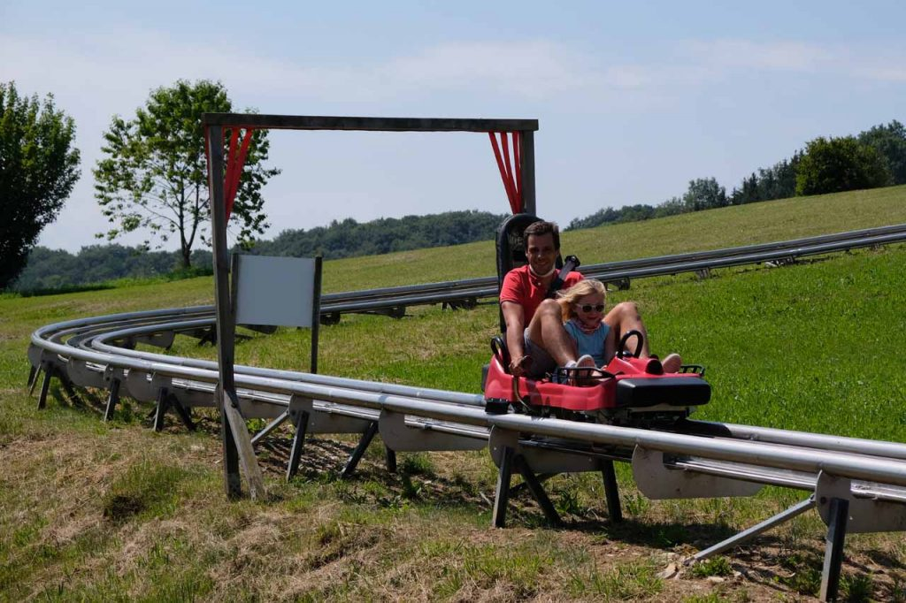 Donnstetten bobsleebaan