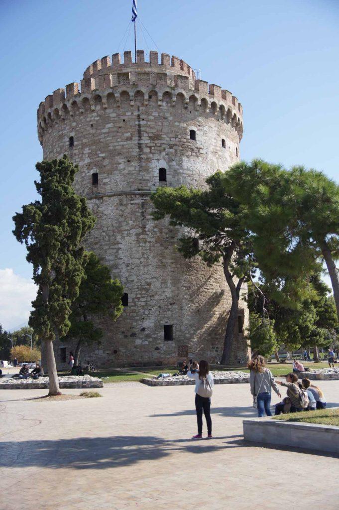 Witte toren
