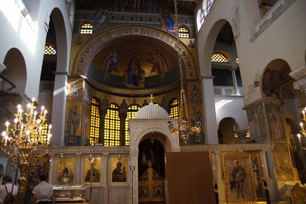 Kerk van sint Dimitrios