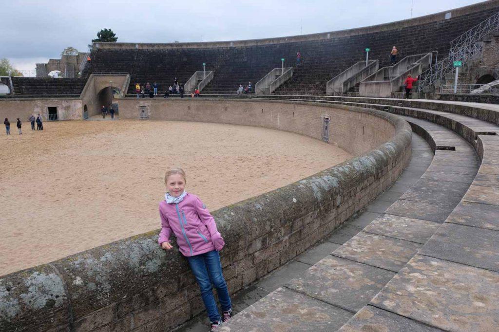 Xanten archeologisch park
