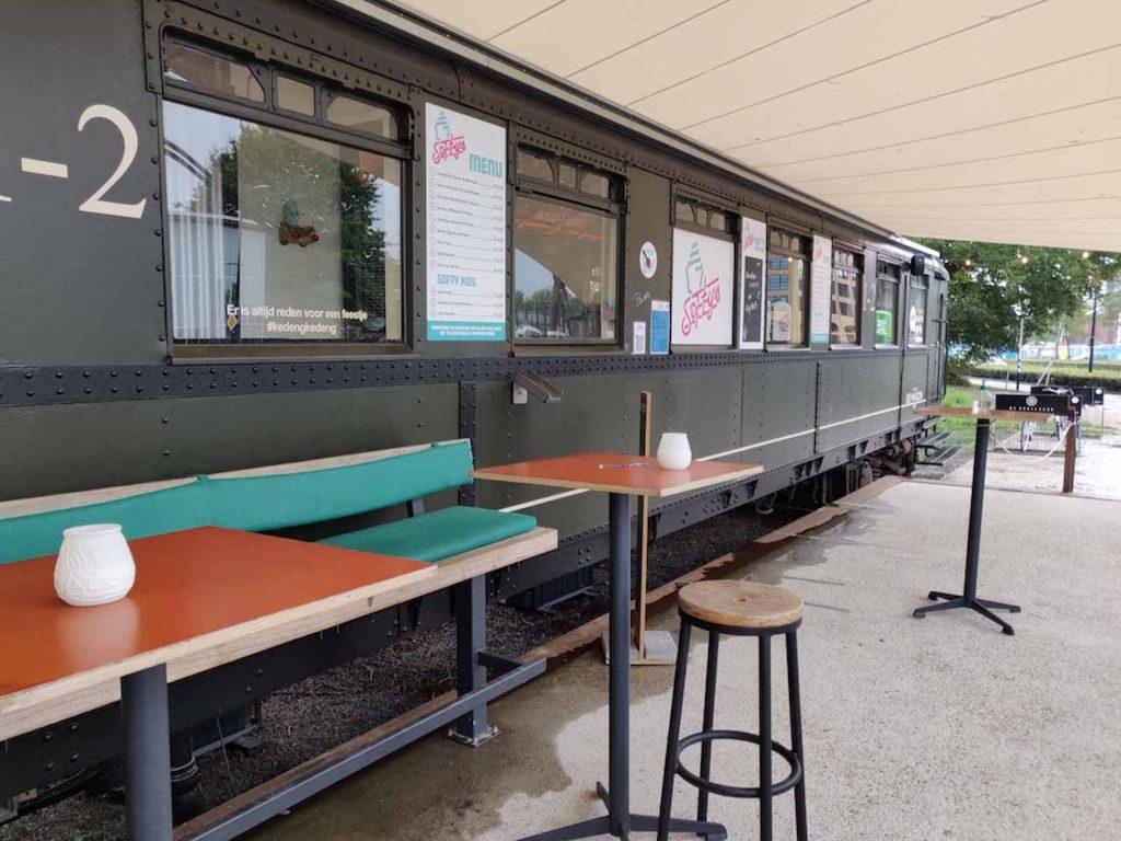 Eetbar de Wagon