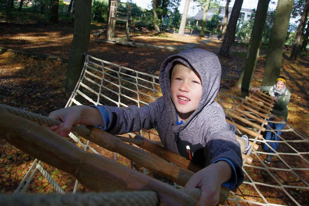 Junior Survival tocht