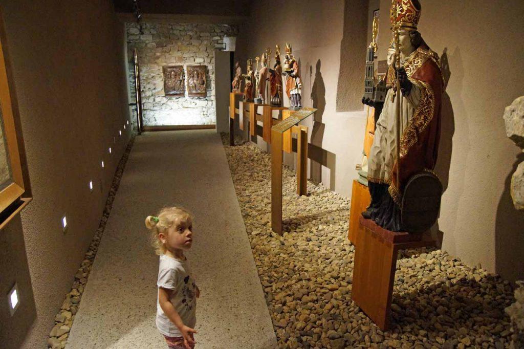 Abijd en Abdijmuseum Eternach