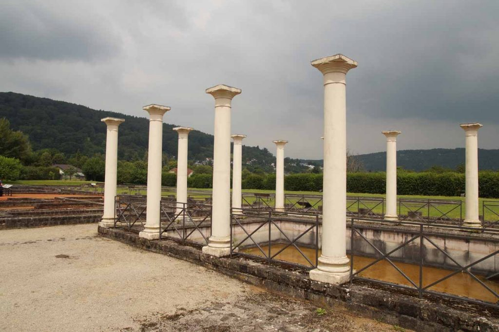 Villa Romaine eternach