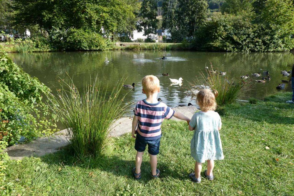 Sauerland met kinderen