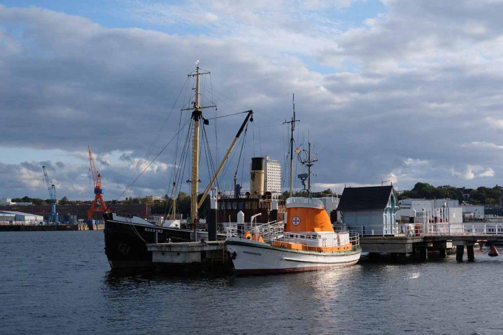 scheepvaartmuseum in Kiel