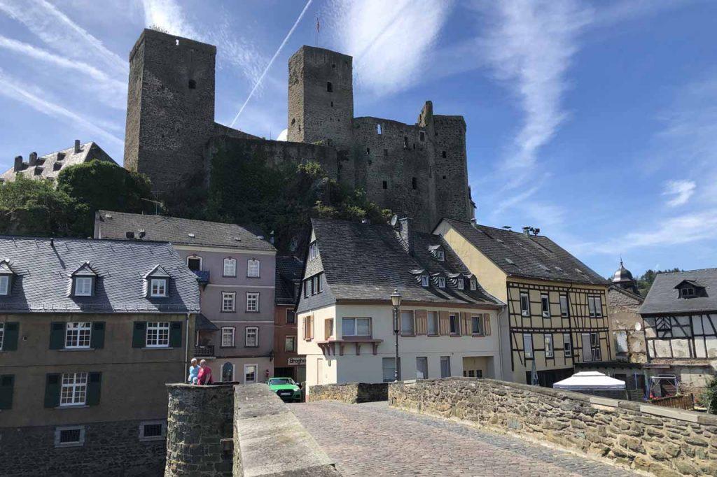 Mooie kastelen aan de Lahn