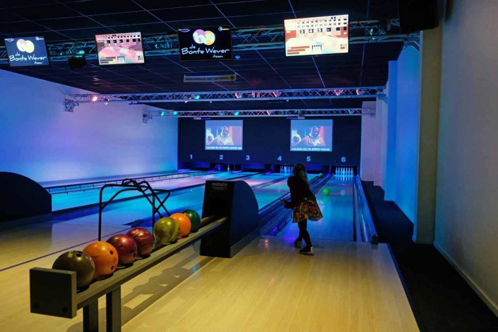 Bonte wever bowling
