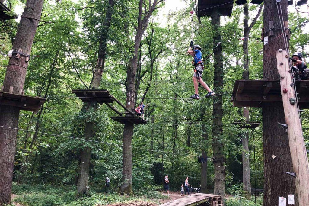 Klimpark in Diez