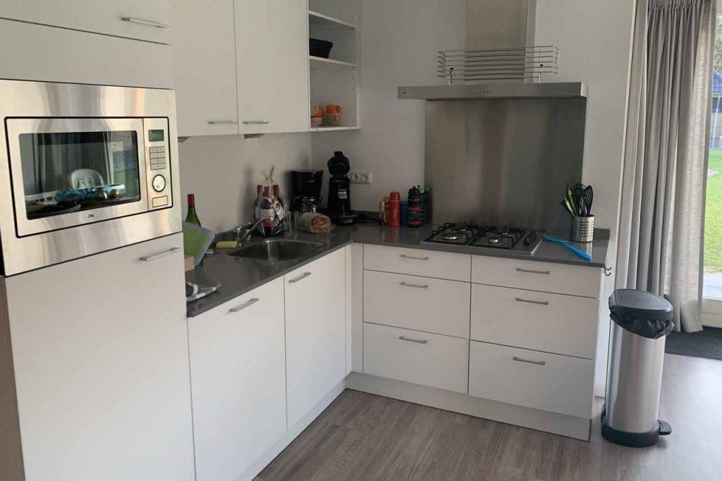 Landal Kaatsheuvel keuken