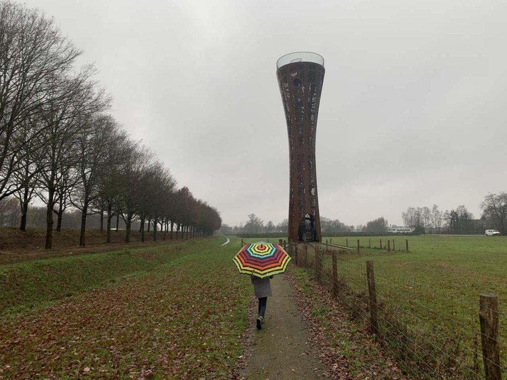 Weusthag uitkijktoren