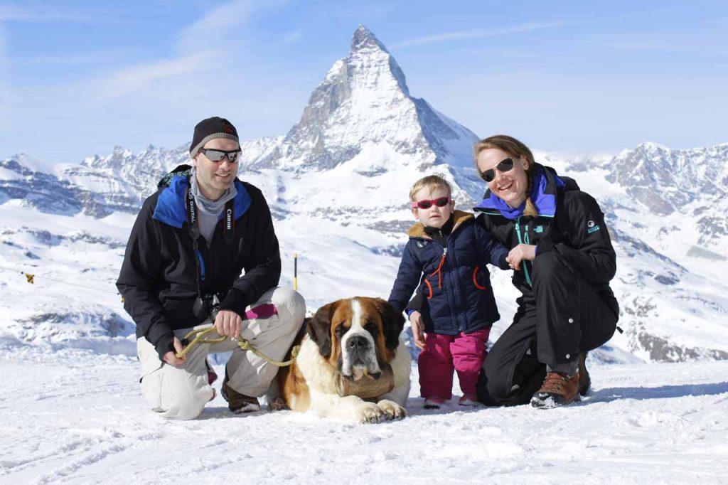 Zermatt met kinderen