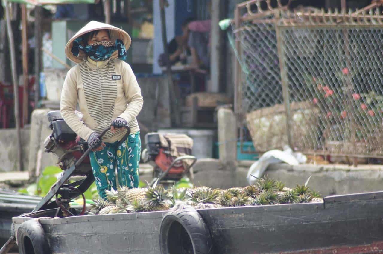 vietnam met kinderen