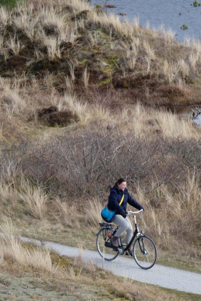Vlieland fietsen