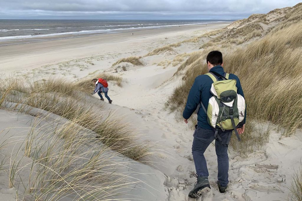 Stranden van Vlieland