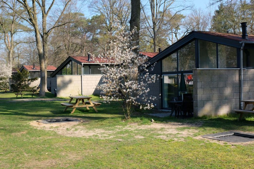 Huisje Landal de Lommerbergen