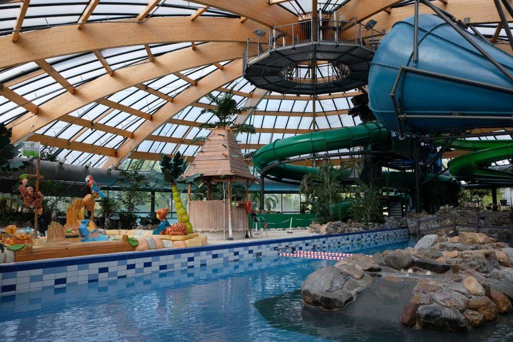 Zwembad Landal de Lommerbergen