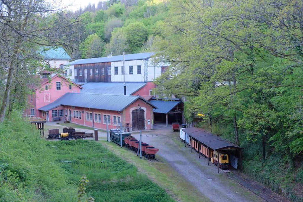 Cockerill mijnmuseum
