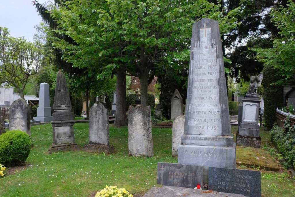 varazdin kerkhof