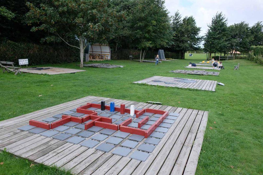 Kalvehave Labyrintpark