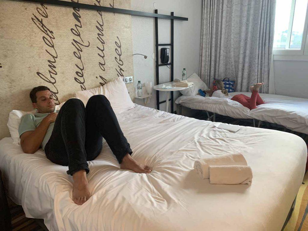 disneyland goedkoop hotel